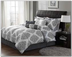 Grey Comforters Nursery Beddings Grey And White Comforter Canada Plus Grey White