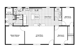 manufactured home floor plan clayton country side kaf mobile