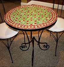 Mosaic Patio Furniture by Moroccan Mosaic Tables Pool Stuff Pinterest Mosaics Mosaic