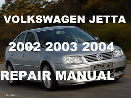 volkswagen jetta 2002 2003 2004 repair manual youtube