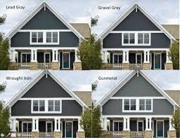 need help deciding on an exterior house paint color
