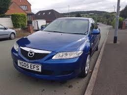 mazda automatic mazda 6 2005 2 0 petrol automatic in stoke on trent