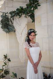robe de mari e boheme chic coiffure de mariage 2017 robe alysse robe de mariée bohème