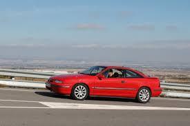 opel calibra turbo opel calibra turbo historia modelos y prueba cosas de coches