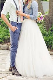 casual wedding denim and watercolor wedding ideas every last detail