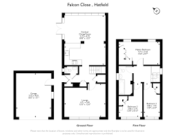 3 bed detached house for sale in falcon close hatfield