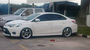 toyota philippines vios vios white modified share my ride gk068 galeri kereta