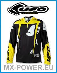 ufo motocross gear ufo plast shirt