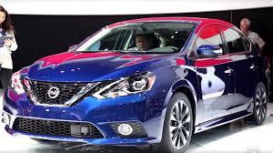 nissan sedan 2016 2016 nissan sentra 2015 la auto show youtube