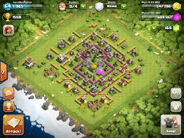 clash of clans wallpaper 23 clash of clans news guides reviews forums trailers
