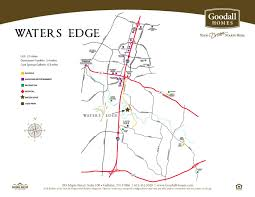 Map Of Middle Tennessee by Waters Edge New Homes In Franklin Tn