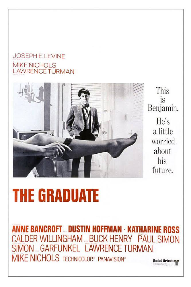 Image result for the graduate mpaa rating