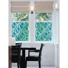 brewster home fashions premium window film glacier walmart com