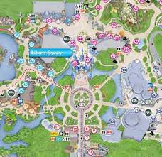 disney parks map theme parks attractions and strategies the dis disney discussion