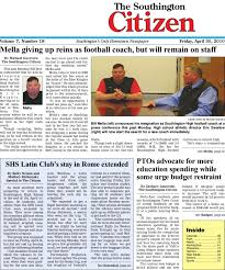 4 30 2010 southington citizen by dan champagne issuu