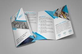 free tri fold brochure template 65 print ready brochure templates free psd indesign ai