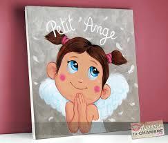 toile pour chambre bébé tableau pour chambre d enfant tableau frimousse petit ange tableaux