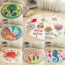 tapis rond chambre bébé 2017 tapis chambre d enfant tapis rond tapis tapis antidérapant