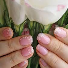 19 best bridal nails images on pinterest wedding ideas bridal