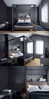 chambre adulte noir chambre adulte noir dcoration chambre noir et blanc denis