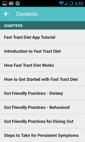 fast tract diet android apps on google play