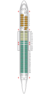 757 seat map b757 200 183 seats icelandair seat maps reviews