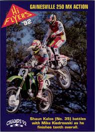 action motocross 1992 champ u0027s hi flyers motocross 55 gainesville 125 mx action