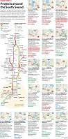 Seattle Light Rail Map Future by New Long Term Taxes Would Pay For Sound Transit Expansion The