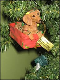 a southern daydreamer decorated for dachshund style