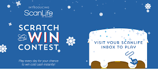 scanlife scratch and win sweepstakes official rules