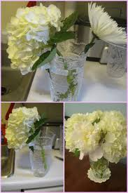 6 diy peony rose and hydrangea centerpieces for 50 tutorial a