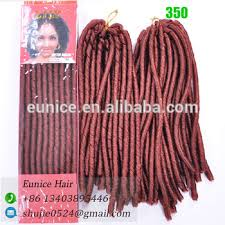 14 inch hair extensions 14inch 350 colors faux locs crochet synthetic braids hair