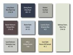 nimbus gray benjamin moore these are my living room colors
