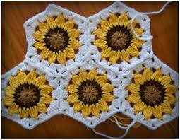 Sunflower Rugs Sunflower Hexagons Can U0027t Wait Until This Creative Lady Does The