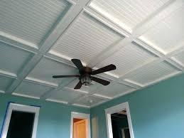 long drop ceiling fans drop down ceiling fans suspended ceiling alternative in our basement