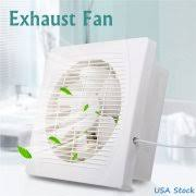 Window Ventilation Fans - Bathroom fan window