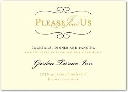 wedding reception cards wedding reception card wording obniiis