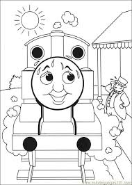 thomas friends 25 coloring free thomas friends coloring