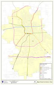 Tx Zip Code Map by Tyler Texas U003e Departments U003e Gis