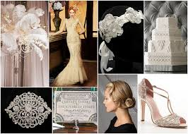 deco wedding roaring 20 s deco wedding inspiration bridal styles