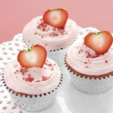 baby shower cupcakes for girl girl baby shower recipes pink food for baby girl showers delish
