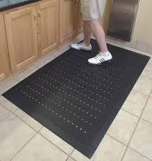 Kitchen Floor Mats Comfort Kitchen Drainage Mats Are Rubber Kitchen Mats By Floormats