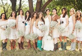 country style bridesmaid dresses perini ranch wedding country style wedding dresses rustic