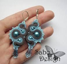 soutache earrings soutache explore soutache on deviantart