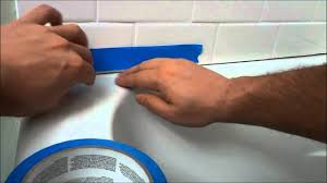 how to re caulk your bath tub or shower youtube