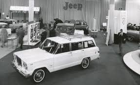 jeep wagoneer white 1965 jeep wagoneer information and photos momentcar