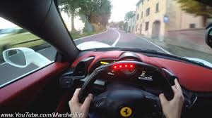 ferrary driving you drive the 458 italia fast test drive