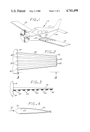 Cna Resume Sample No Experience Patent Us4741498 Ultrasonic Drag Reduction And Lift Increase