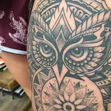 owl tattoo simple woodfarm details on lucie u0027s owl woodfarmtattoo gmail com for