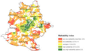 stuttgart on map ijerph free full text walkability is only part of the story